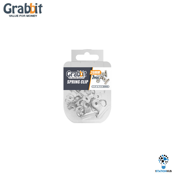 Grabbit Spring Clip 20mm