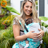 Baby Tula Toddler Carrier | Coast Syrena Sky