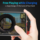 Fast Charging Magnetic Charging & Data Cable | L-Shape