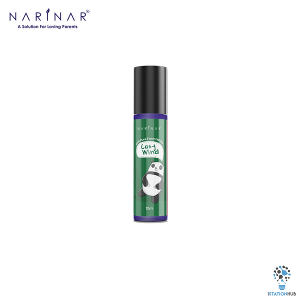 Narinar Blended Essential Oils | Roll-On Therapy Series - Belly Better