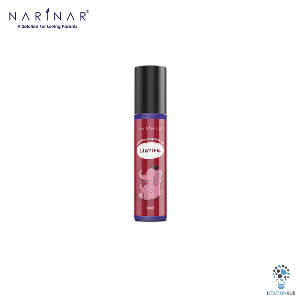 Narinar Blended Essential Oils | Roll-On Therapy Series - Claritie
