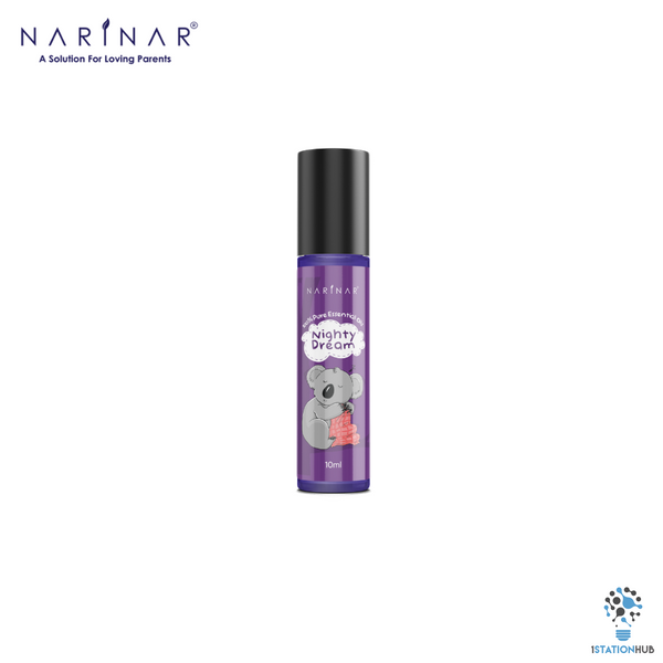 Narinar Blended Essential Oils | Roll-On Therapy Series - Nighty Dream