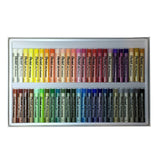 Pentel Arts Oil Pastels | Set of 50 Colour Sticks