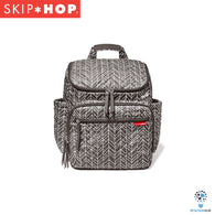 Skip Hop Forma Backpack | Grey Feather