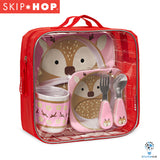 Skip Hop Zoo Mealtime Set | Winter Edition | Deer