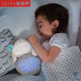 Skip Hop Moonlight & Melodies Hug Me Projection Soother | Lamb