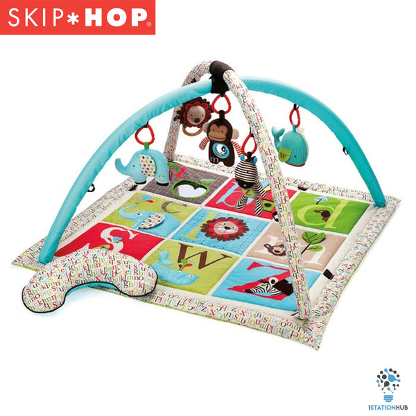 Skip Hop Alphabet Zoo Activity Gym