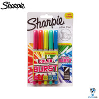 Sharpie Burst Set | Ultra Fine Point Permanent Marker Pen