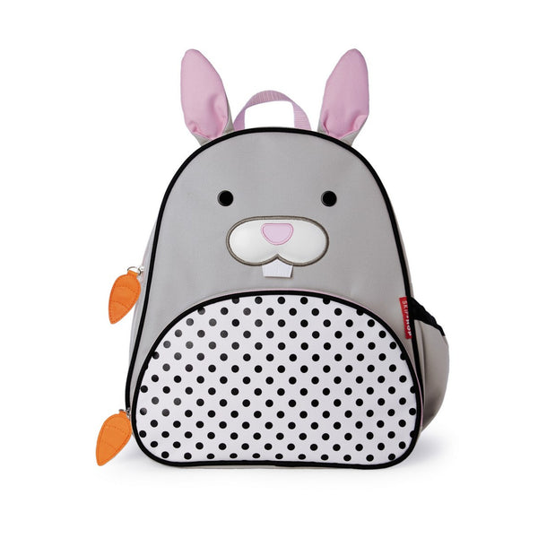 Skip Hop Zoo Backpack | Toddler Pre-School Bag - Bunny