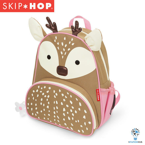 Limited Edition!! Skip Hop Zoo Backpack | Pre-School Bag - Deer