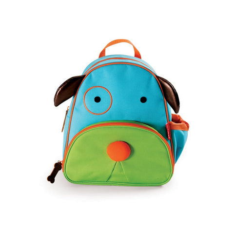 Skip Hop Zoo Backpack | Kinder Toddler Pre-School Bag - Dog