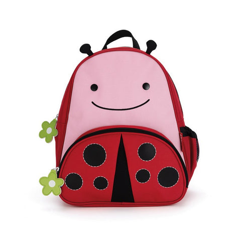 Skip Hop Zoo Backpack | Kinder Toddler Pre-School Bag - Ladybug