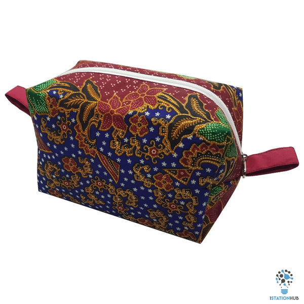 Handmade Storage Pouch | Traditional Batik