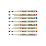 Sakura Pigma Brush Set | Pack of 8 Colour Pens