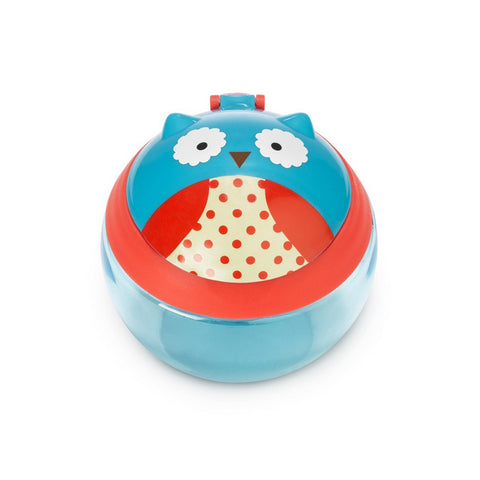 Skip Hop Zoo Snack Cup | Travel Food Storage - Owl