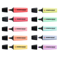 Stabilo Boss Original Highlighter | Pastel Colour