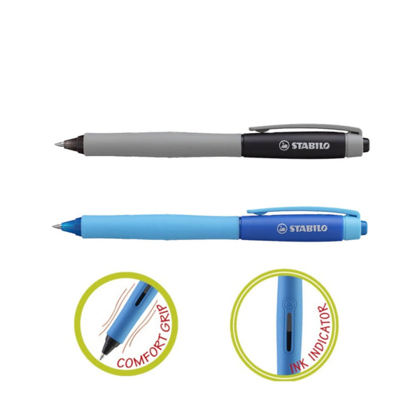 SALE!! [Buy 1,Free 1] Stabilo Palette Gel Pen | 0.4mm