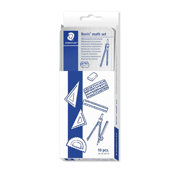 Staedtler 557 Noris Club Math Set