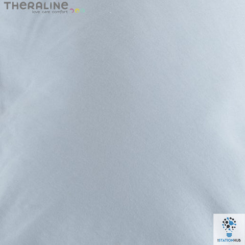 Theraline Comfort Maternity Cushion Cover - Light Blue Jersey