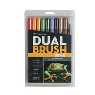 Tombow Dual Brush Pens | Secondary Palette