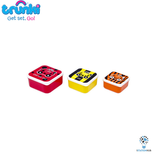 Trunki Snack Pots - Animal Range