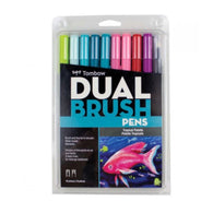 Tombow Dual Brush Pens | Tropical Palette