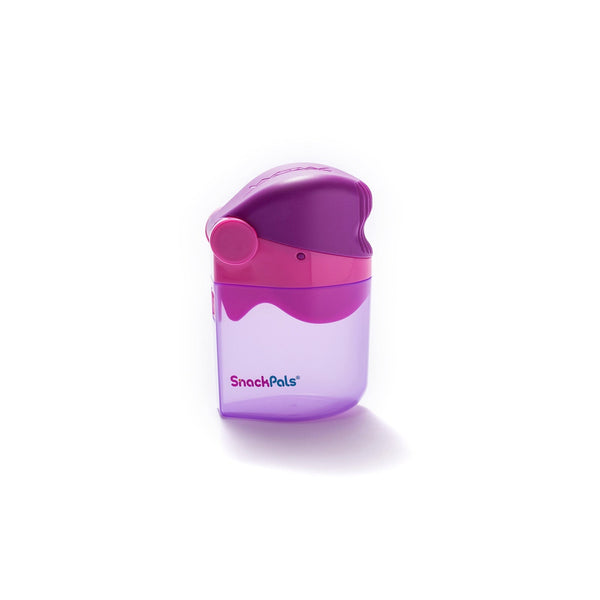 Wow Gear SnackPals Snack Dispenser | Pink Berry