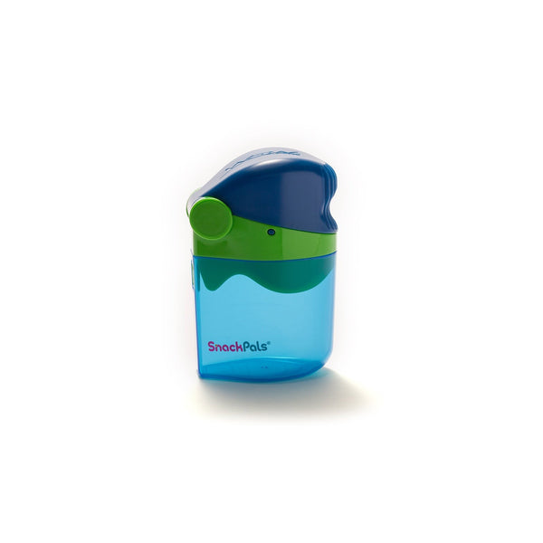 Wow Gear SnackPals Snack Dispenser | Blue.Green