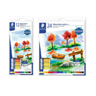 Staedtler Watercolour Paint Tube Set