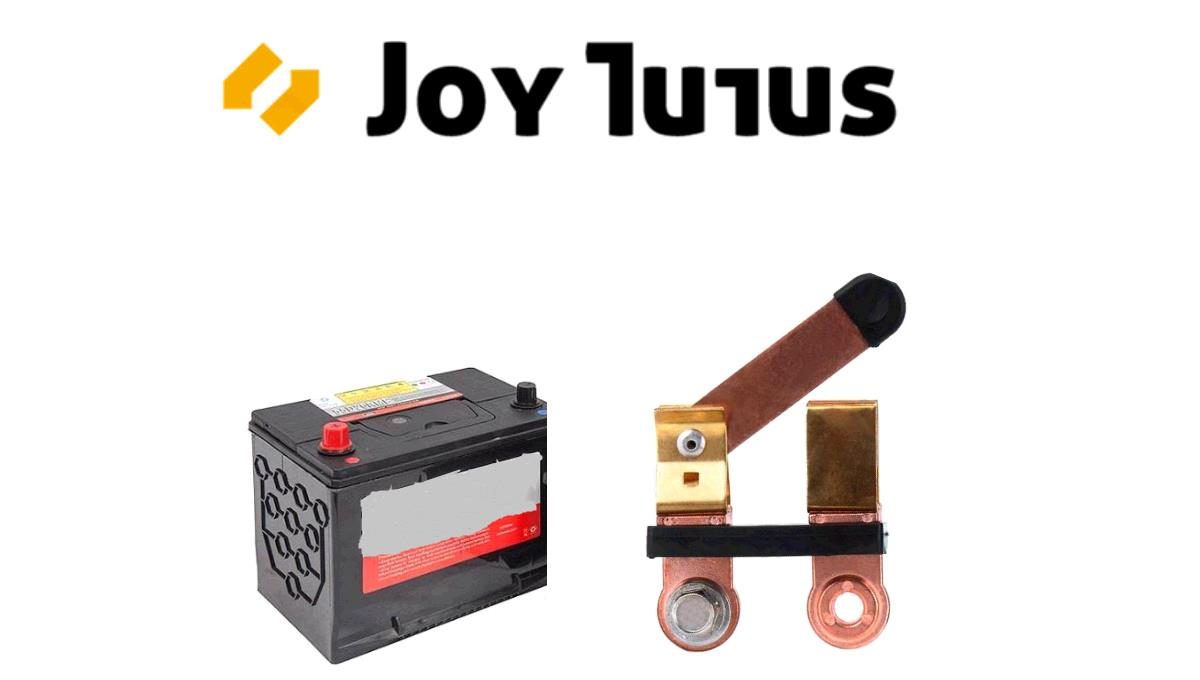 Battery Disconnect Switch--JoyTutus