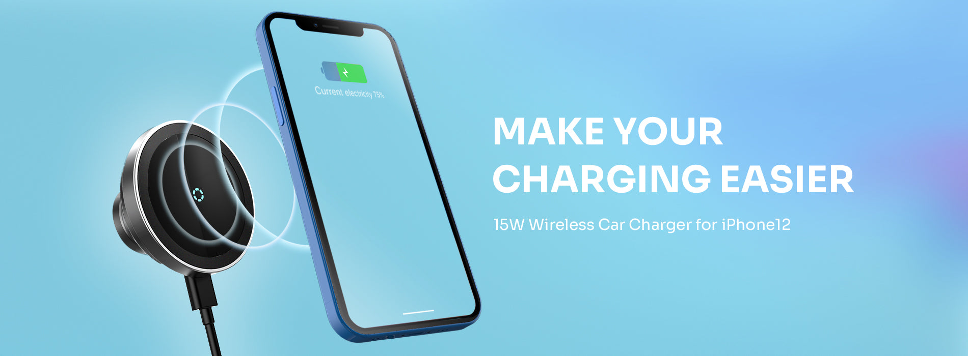 Buy Wireless charger for iPhone