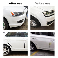 Protector Rubber Strips for Car Pickup Truck Universal SUV