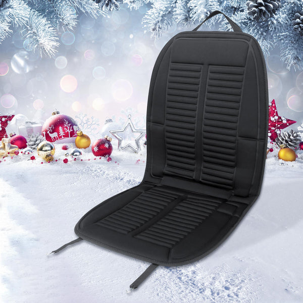 Electric Car Heated Cushion with temperature control.(Ship from American)