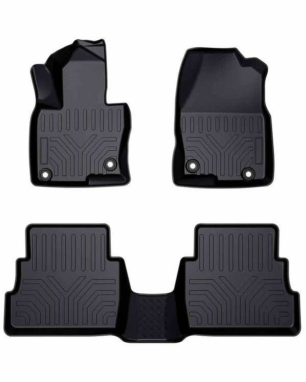 All Weather Floor Mats for Mazda CX-5 2017-2020