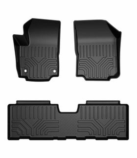 All Weather Floor Mats for Chevy Equinox 2018 2019 2020