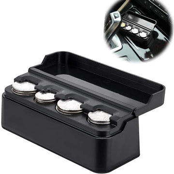Universal Car Coin Holder Change Organizer