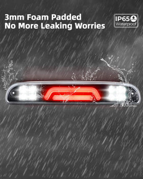 1999-2016 F250 F350 LED 3rd Brake Light, DOT Certified