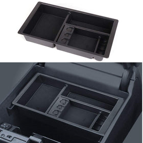 JoyTutus Center Console Organizer Tray For Chevy/GMC