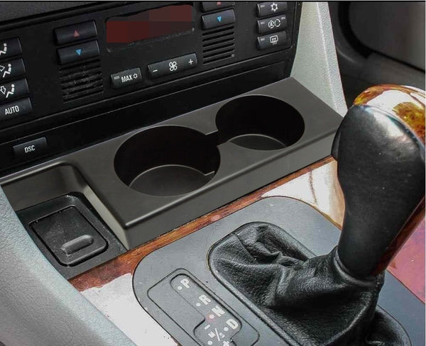 JoyTutus Front Cup Holder For BMW 5 Series