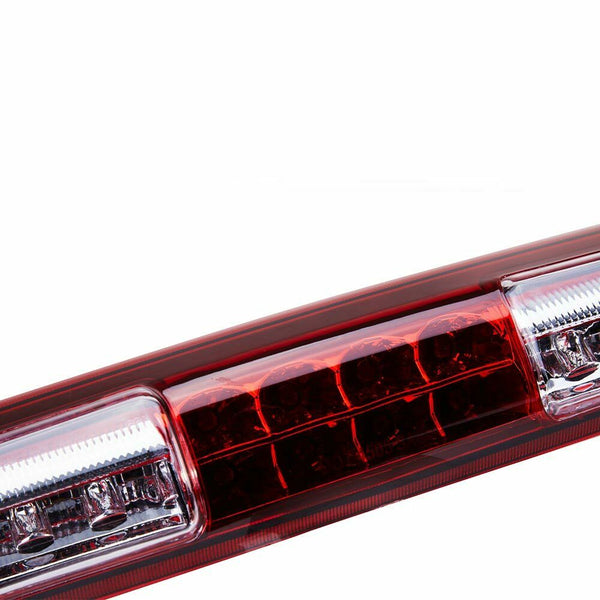 1999-2007 Chevy Silverado GMC LED 3rd Brake Cargo Rear Light Lamp Red