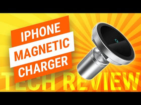 15W Magnetic Wireless Car Charger for iPhone 12 (New In)