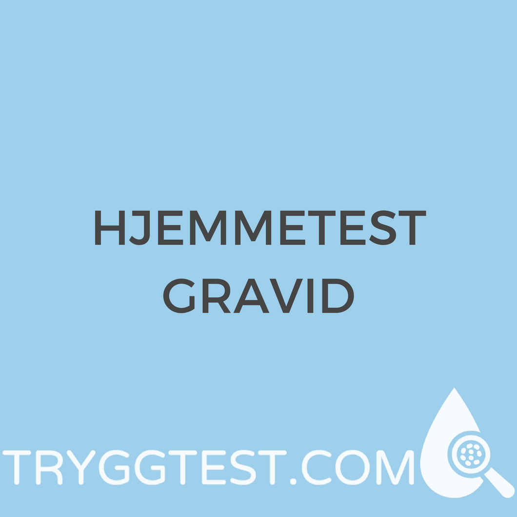 Hjemmetest for Graviditet | Stav