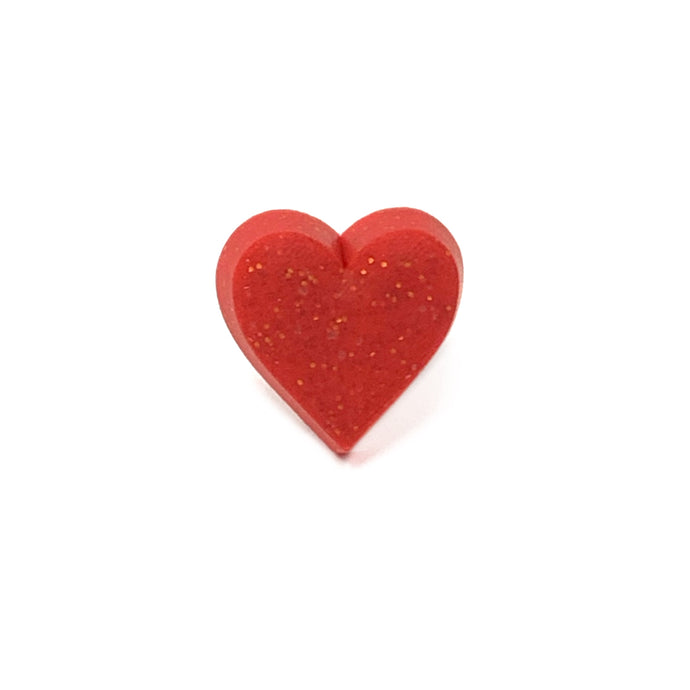 Limited Edition Glitter Heart