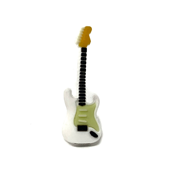 Limited Edition White Guitar