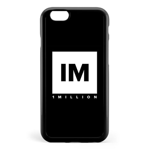 1 Million Dance Studio Logo Apple iPhone 6 / iPhone 6s Case Cover ISVH304