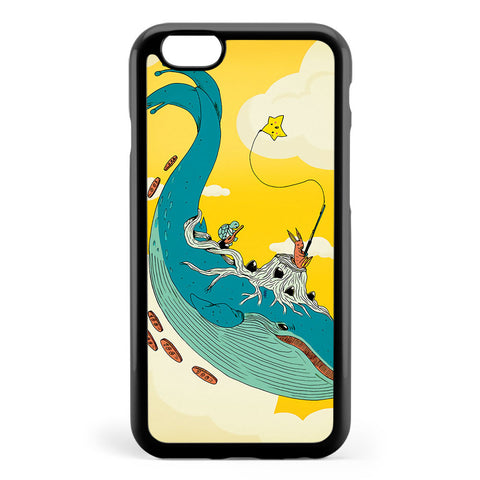 100 Leagues Apple iPhone 6 / iPhone 6s Case Cover ISVD190