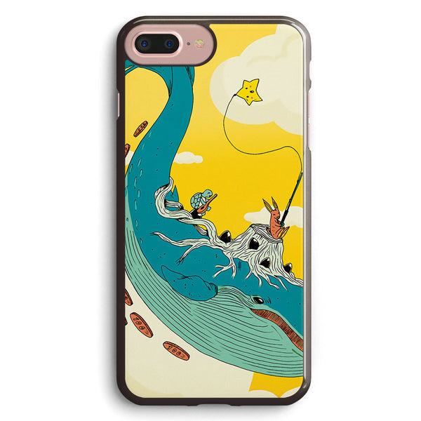 100 Leagues Apple iPhone 7 Plus Case Cover ISVD190