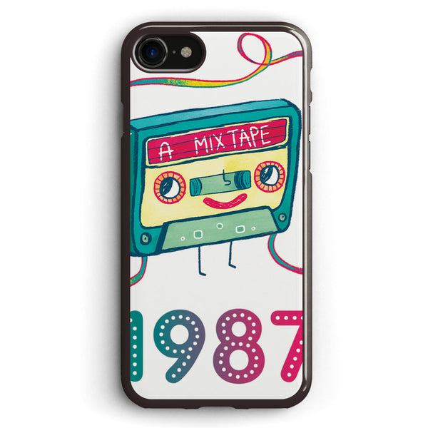 1987 Apple iPhone 7 Case Cover ISVA785