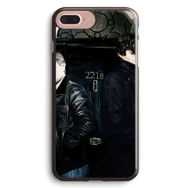 221b Apple iPhone 7 Plus Case Cover ISVC588