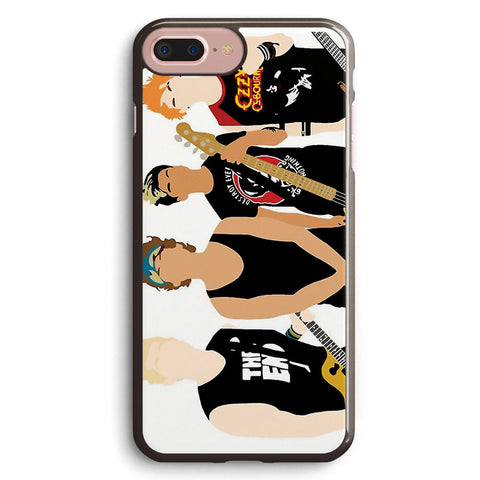5sos Minimalist Apple iPhone 7 Plus Case Cover ISVA782